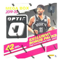 2019-20 Panini Optic NBA Mega Box - Zion & Morant Rookie Pink - Walmart Sealed