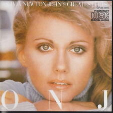 CD Album Olivia Newton John ONJ Greatest Hits (Japan Pressung) If Not For You