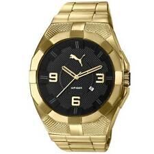 Analoge PUMA Armbanduhren mit Datumsanzeige für Erwachsene