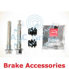 Apec Braking Disc Brake Akebono Caliper Slider Bolt Guide Pin Kit CKT1070