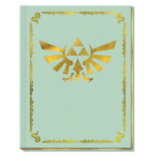 The Legend of Zelda Wind Waker HD Collector's Edition Strategy Guide