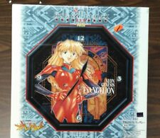 Neon Genesis Evangelion Asuka 117 Piece Jigsaw Puzzle Wall Clock New