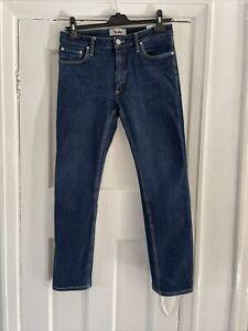 Acne Jeans Size 31/32 Blue Denim