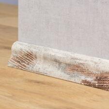 Sockelleisten / Laminat / Parkett - 40mm Classic - Treibholz