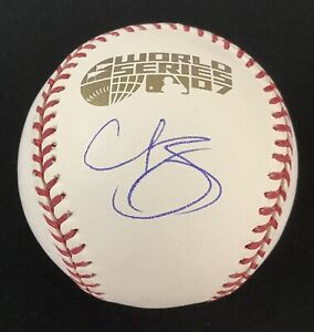 Curt Schilling Signed Baseball Selig 07 WS Logo Red Sox Autograph Steiner Holo