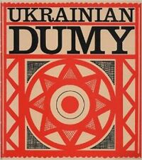 Ukrainian Dumy Edition Minor The Canadian library in Ukrainian studies, English