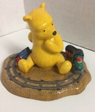 "Disney Winnie the Pooh Collection ""Toot Toot Went the Whistle"" by Royal Doulton"