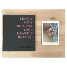 Alec Soth - I Know How Furiously Your Heart Is Beating ( SIGNED ) + Rare Offset