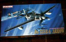 Dragon DML 1/72 Dornier Do-335B-6 Arrow Luftwaffe Night Fighter Project