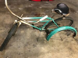 Iver Johnson prewar cruiser bicycle