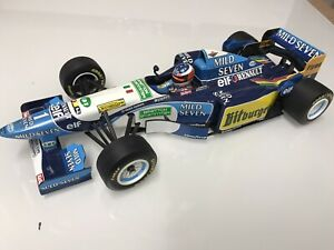 1/18 Minichamps Benetton B195 Michael Schumacher Monaco G.P.