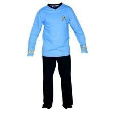 Star Trek TNG Kapitän Picard Rote Uniform Top Jacke Voyager DS9 Shirt Kostüme