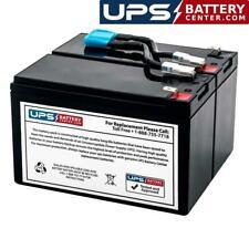 APC Smart-UPS C 1000VA LCD 120V SMC1000 Compatible Replacement Battery Pack