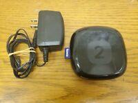 Roku 2720X Media Streamer Black with Power Supply No Remote UNTESTED