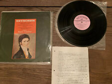 Famous Russian Pianist Maria Grinberg Beethoven Soviet Melody Vinyl Translation