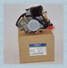 ISUMO  GY6 Scooter Carburator QMB139 50cc 4 Stroke Cycle Engine