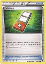 Pokédex - N&B: Noir et Blanc - 98/114 - Carte Pokemon Française Neuve