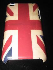 British Flag Hard Cover Case for iPod Touch 4th Gen British UK Flag Vintage Look