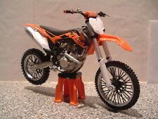 1:12 2013 KTM 450SXF 450 SXF SX-F MOTOCROSS ENDURO MODEL SUPERB DETAIL BARGAIN