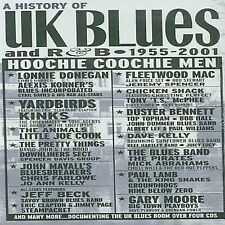 Hoochie Coochie Men: History of UK Blues and R&B, 1955-2001 by Various...