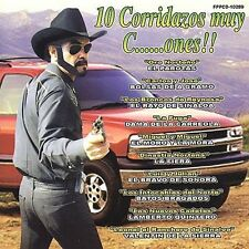 10 Corridazos Muy Cab...   Audio CD Buy 3 Get 1 Free