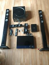 Samsung Bluray 3D Surround Sound 1300 Watt 7.1 System HT-E6730W Complete READ