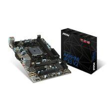 MSI A68HM-P33 V2 FM2+ AMD A68H SATA 6Gb/s USB 3.0 HDMI Micro ATX AMD Motherboard