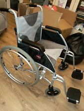 Drive enigma ultra lightweight self propelled wheelchair