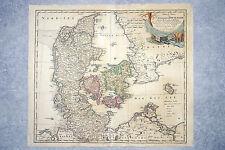 GUSSEFELD. GENERAL CHARTE VOM KONIGREICH DAENEMARK. HOMMAN ERBEN. 1789.