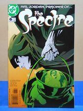 THE SPECTRE Vol. 4 (HAL JORDAN) #6 of 27 2001 DC Comics 9.0 VF/NM Uncertified