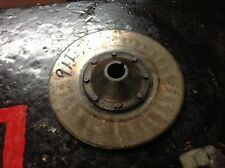 Brake Disc For A 91 Indy 500 Part Number 1332091