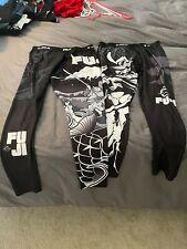 """Two pairs of Fuji """"Samurai"""" Jiu-Jistu/wrestling tights/spats, size Xl, Nwot"""