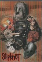 Slipknot Carte Postale Postcard PC0060
