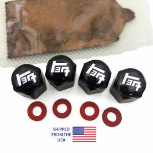 Tire Valve Stem Caps for Toyota tEq (4-pack)