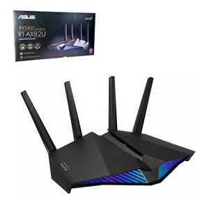 ASUS RT-AX82U 5400 Dual Band WiFi 6 Gaming Router PS5 2000Mbps Mesh WiFi Support