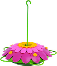 Nature'S Way Bird Products 3Dhf1 So Real 3D Flower Hummingbird Feeder, Pink