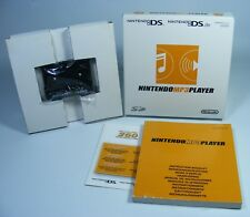 NINTENDO MP3 PLAYER für Nintendo GBA GameBoy Advance komplett OVP Anleitung