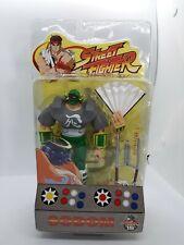 SOTA EX Street Fighter Sodom ROUND 1 Grey/Green RARE Figure A33