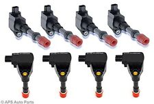 8x Honda Civic 1.3 Hybrid 1.4 2004-> Jazz 1.2 1.4 02-> Ignition Pencil Coil New