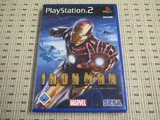 IRON MAN per PlayStation 2 ps2 PS 2 * OVP *