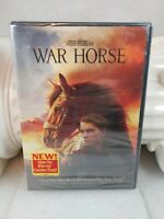 Steven Spielberg  *  War Horse Jeremy Irvine, Peter Mullan (DVD 2012 New Sealed