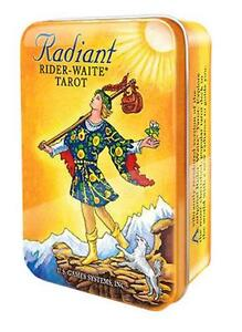 RADIANT Rider-Waite Tarot Deck in Collector's Tin!