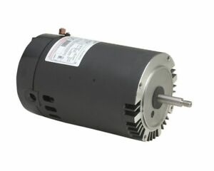 A.O. Smith B229SE 1.5HP 230V/115 Up-Rated C-Frame Threaded Pool Motor