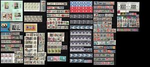 Lot of NOT USED world wide stamps with high catalog value. (BI#46)