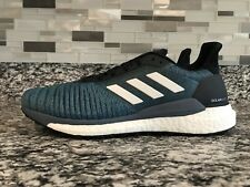 Adidas Solar Glide Men's Size 9.5 Aq0332 New Navy Blue,White,orange