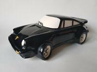 CVW DESIGN PORSCHE CARRERA 911 Ceramic Money Box & Stopper EXCELLENT CONDITION