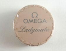 OMEGA Ladymatic Sugarfree Candies Vintage Tin Box Unopened
