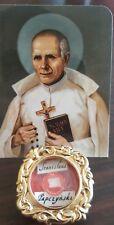 Stanisław Papczyński reliquia  relic  RELIQUARY relique