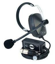 Clear-Com SMQ-1, Que-Com Single Ear Headset/Beltpack Combination