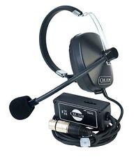 Clear-Com SMQ-1, Que-Com Single Ear Headset/Beltpack Combination